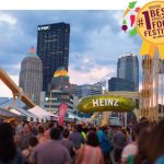 Pittsburgh's Picklesburgh Proves Particularly Popular Blog Featured Image of the Picklesburgh Festival and Logo