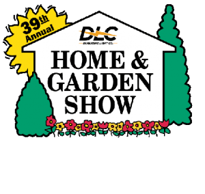The image is the logo for the 39th Annual Pittsburgh Home & Garden Show.